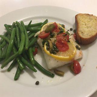easy summer fish recipe