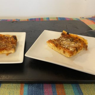 Palermo-Style Pizza