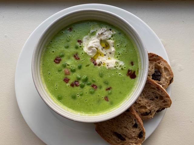 green pazpacho